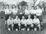 dhs old boys football team 1950